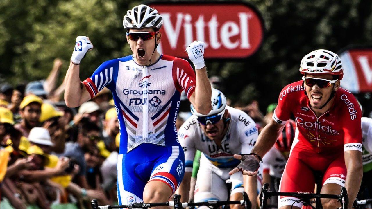 Tour De France 18 Etappe Arnaud Démare