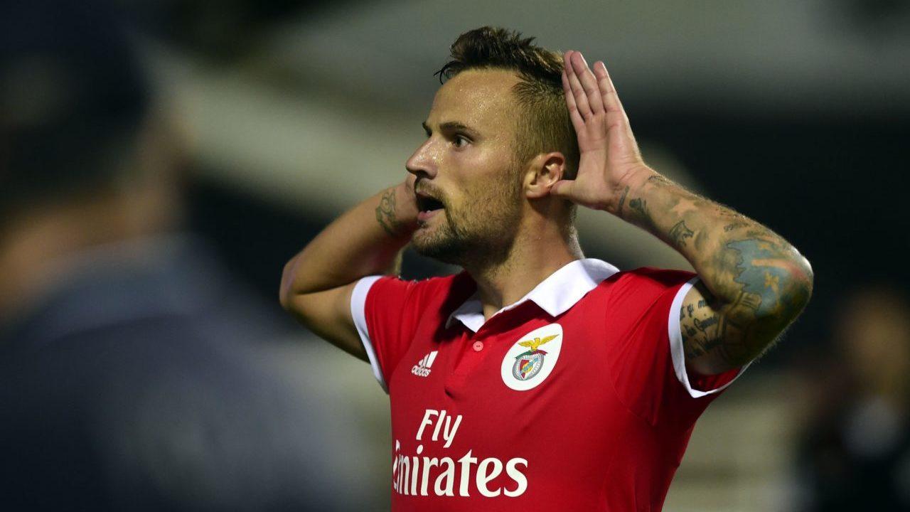 Haris Seferovic Ist Bei Benfica Im Auftrieb Wird Der Mann Aus Sursee Nun Zum Mann Aus Lissabon