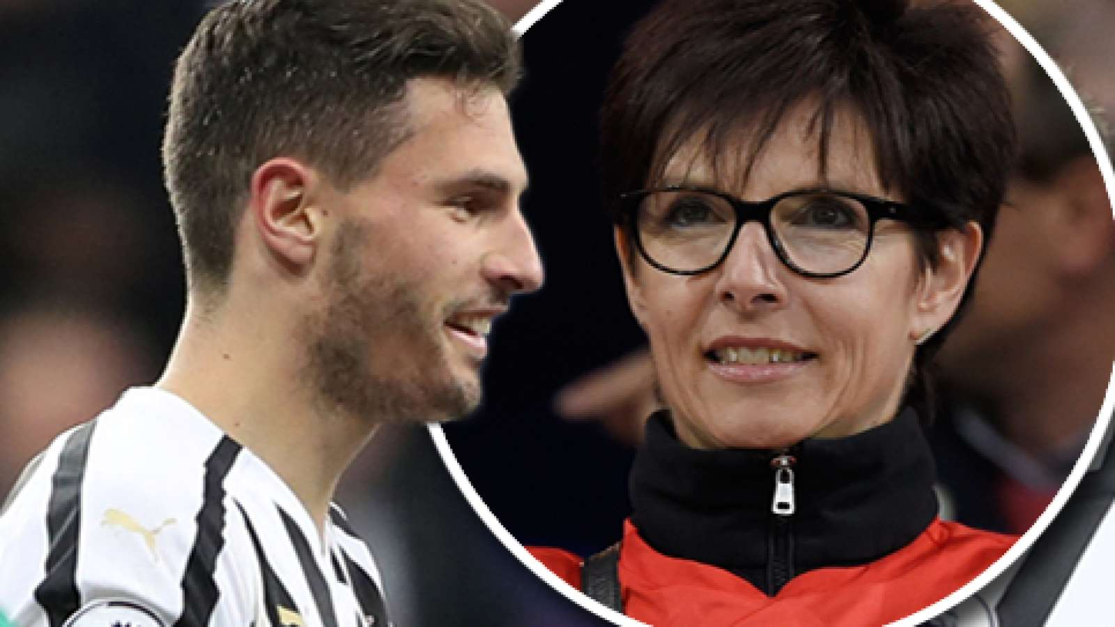 Picture of Fabian Schär Mother, called Marion