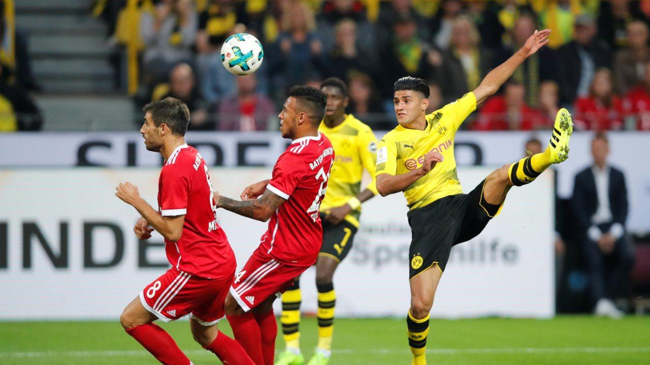 Borussia Dortmund Gegen Den Fc Bayern München Im Tv Und Iptv Live