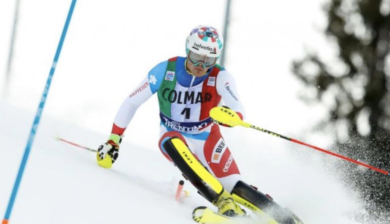 Loic Meillard Und News Bei Sportch
