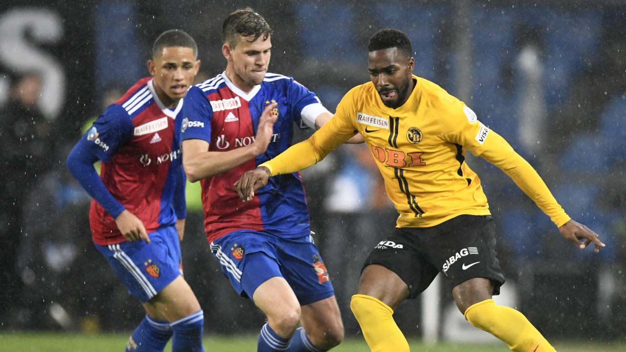 Thun - YB (1:0), 23.06.2020 | Raiffeisen Super League