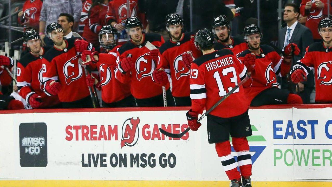 online store 5a4c3 2337e New Jersey Devils gegen die Las Vegas Golden Knights im TV ...