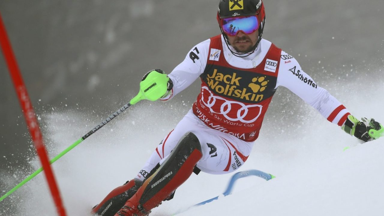 Slalom Der Herren Und News Bei Sportch