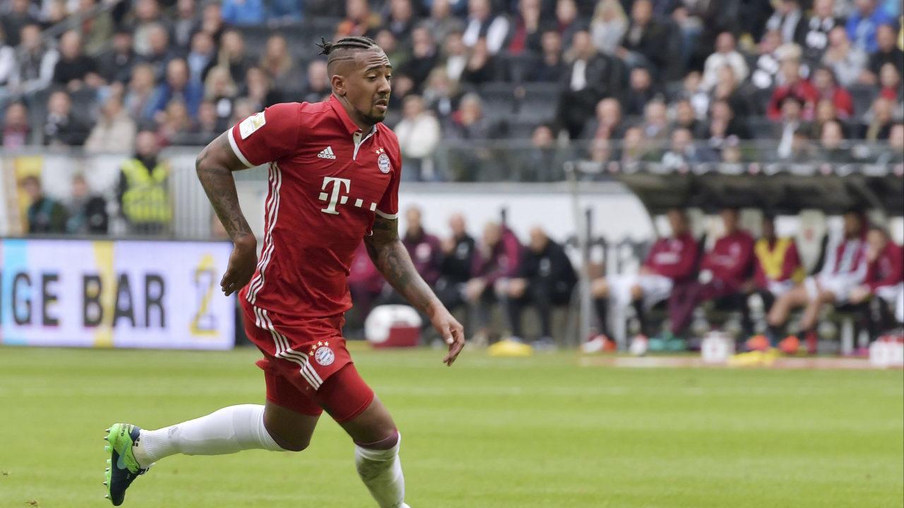Jerome Boateng Steht Anscheinend Vor Einem Wechsel Von Bayern