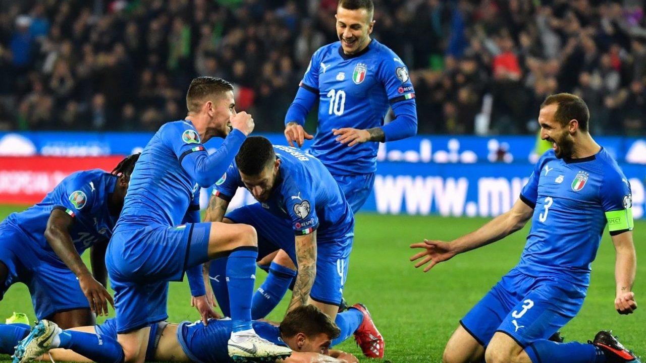 Italien Gegen Griechenland Im Tv Und Iptv Live Stream