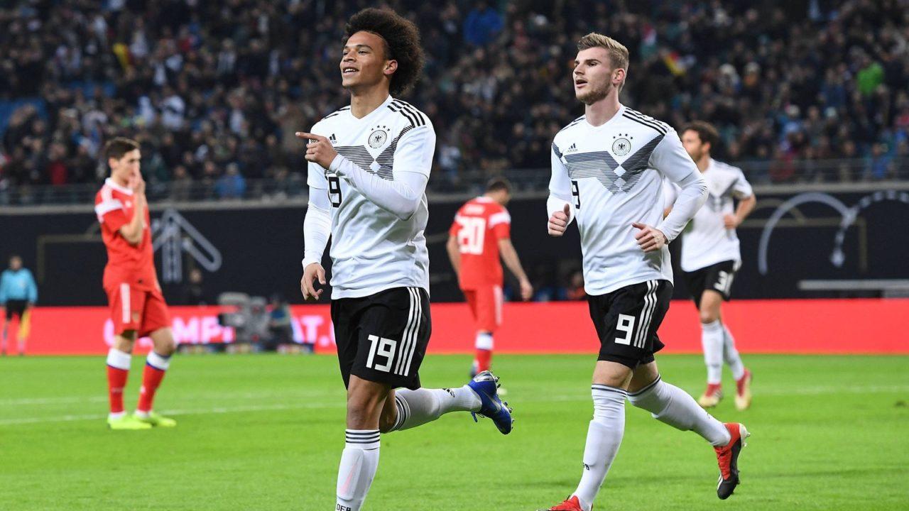 Weissrussland Gegen Deutschland Im Tv Und Iptv Live Stream