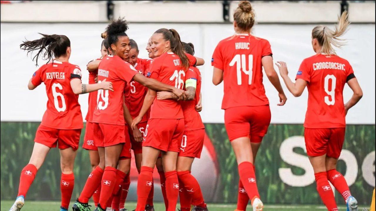 Fussball Frauen Nationalmannschaft Und News Bei Sport Ch