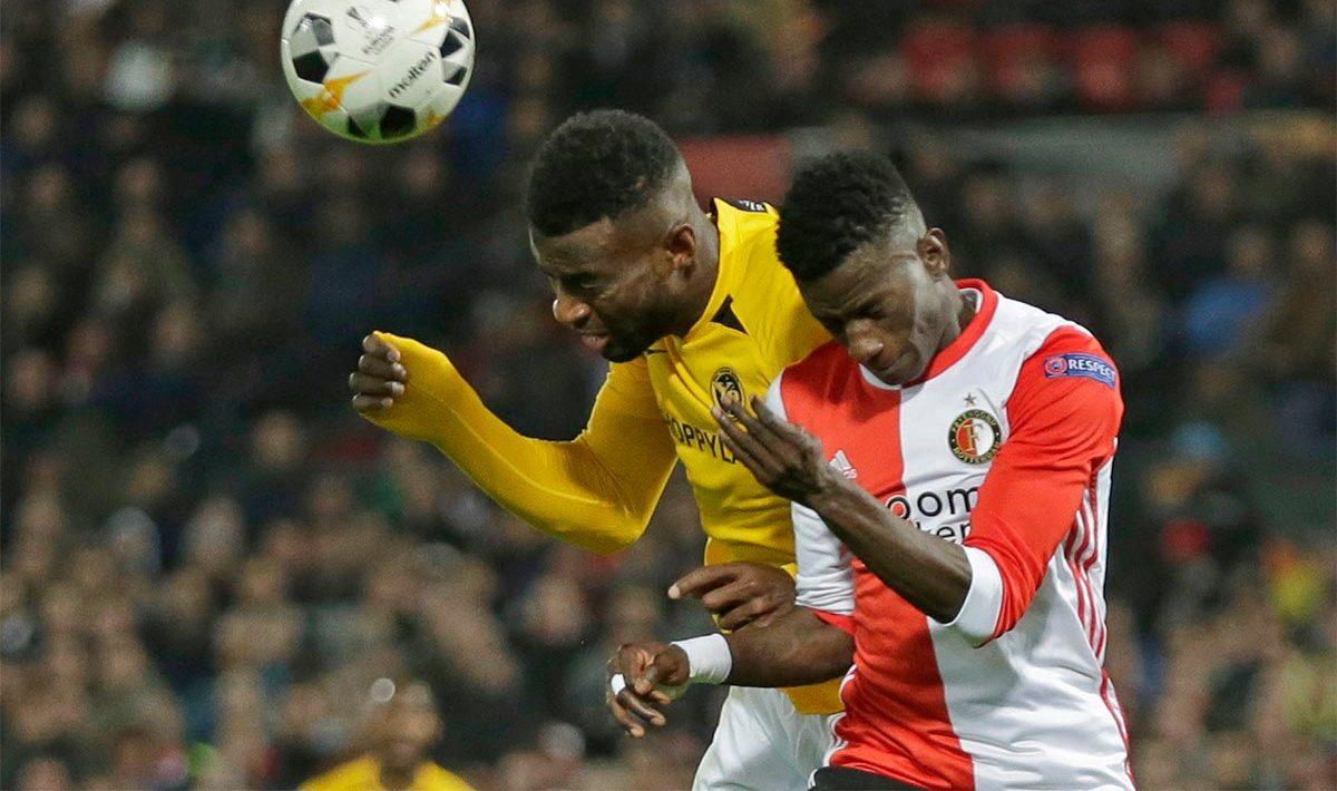 Feyenoord Rotterdam Gegen Den Bsc Young Boys Im Tv Und Iptv