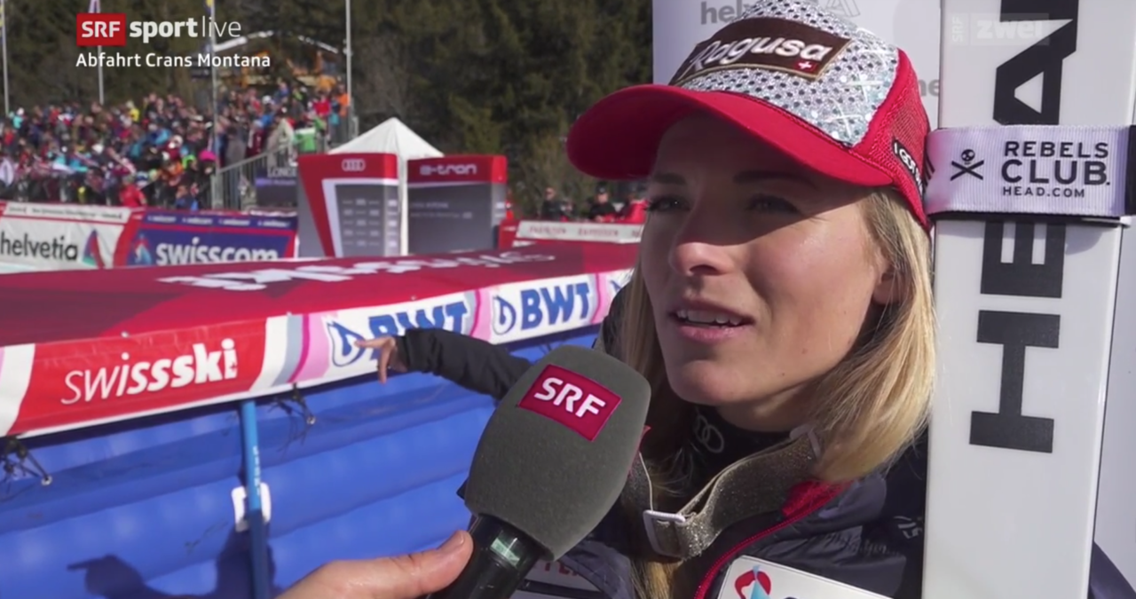 Lara Gut Interview