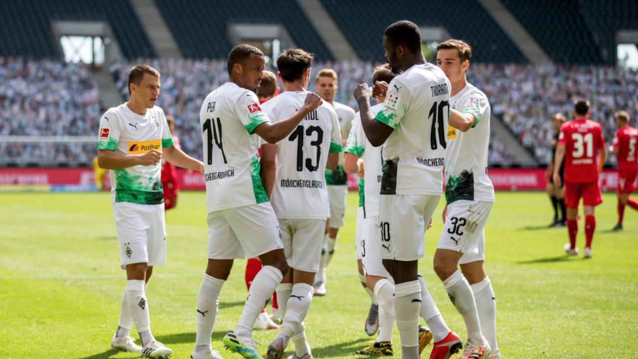 SC Freiburg gegen Borussia Mönchengladbach im TV und IPTV, Live-Stream &  Live-Ticker