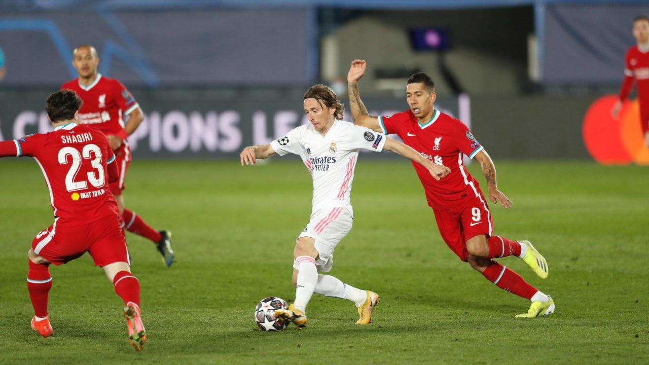 Liverpool Fc Gegen Real Madrid Im Tv Und Iptv Live Stream Live Ticker